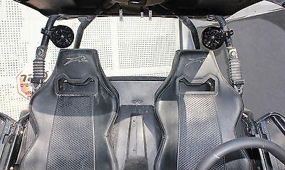 Noam NUTV4 - Marine Bluetooth Rzr Canam Atv Golf Cart Utv Speakers Stereo System 10
