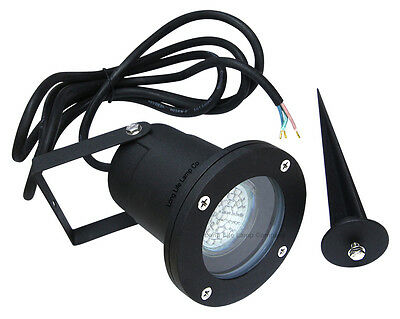 Garden Spike Lights Adjustable Outdoor IP65 GU10 Mains Various Pack Sizes 2