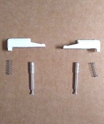 Flip type pull pin Plunger Pin - 4 Sets 2