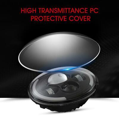 DOT Pair 7 Inch CREE LED Headlights Halo Angle Eye For Jeep Wrangler JK TJ CJ LJ 11