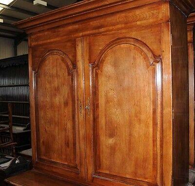 Oak Linen Cabinet Drinks Chest Farmhouse Furniture 6