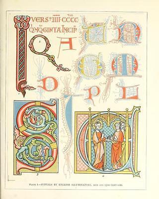 123 Rare Books On Dvd - Illuminated Manuscripts Illumination Medieval Art Artist 11