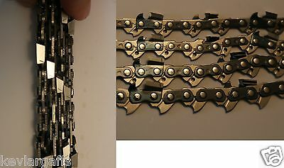 STIHL 3/8 Pitch PS RACING CHAIN 14 inch bar 50 drivers full chisel .050 gauge