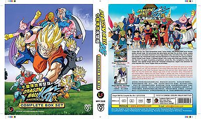 DVD Dragon Ball Kai Complete Box Set 1-159 End Anime Region All Dragonball