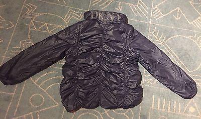 DKNY girl's reversible jacket  / vest size 12 years 3