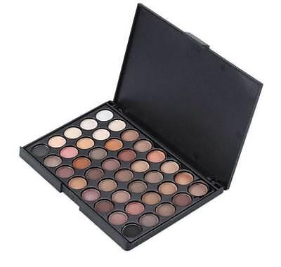 Eyeshadow Palette Makeup 40 Color Cream Eye Shadow Matte Shimmer Set Cosmetic 8