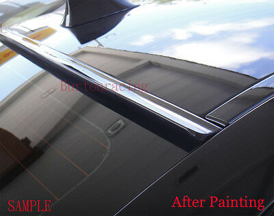 XV50 Carbon Look Rear Window Roof Spoiler JR2 For 2012-2016 TOYOTA CAMRY