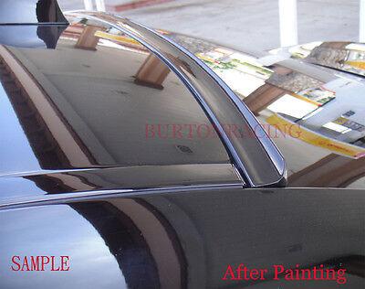 JR2 Unpainted for 2008 2009 2010 2011 2012 Honda Accord Sedan 4D Rear Window Roof Spoiler
