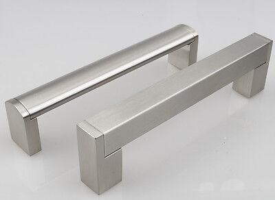 Aluminium Möbelgriffe Relinggriff Stangengriffe Küchengriffe Schrankgriffe
