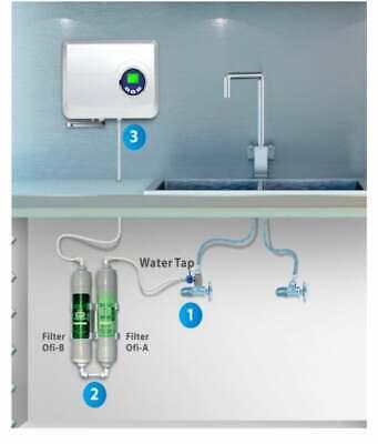 Generatore ozono ozonizzatore depuratore disinfettante purificatore aria casa 3