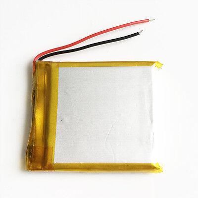 3.7V 800mAh 503540 Lipo Li-Polymer Battery cells For Recorder GPS PDA Camera DVD 5
