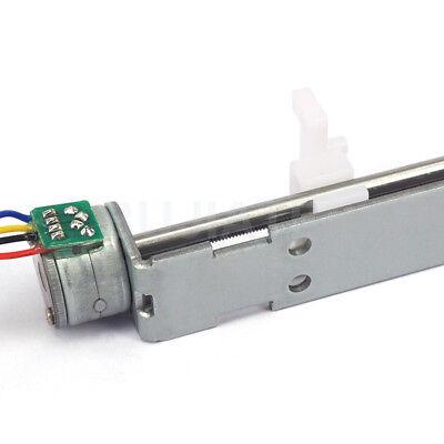 90mm Lead Screw Slider 4-9V 2-phase 4-wire Stepper Motor Pull Push Rod Actuator 4