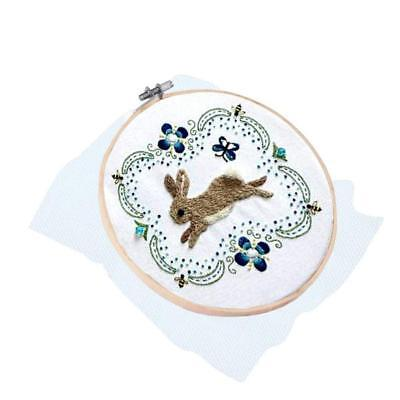 1PC New Wooden Cross Stitch Machine Embroidery Hoop Ring Bamboo Sewing 13-30cm 11