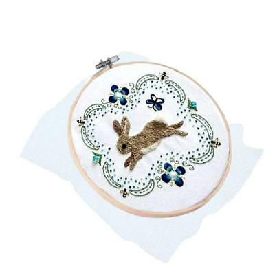 1Pcs Wooden Cross Stitch Machine Embroidery Hoop Ring Bamboo Sewing 13-30cm 12