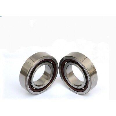 1Pcs 7009AC High Speed Angular Contact Spindle Ball Bearing 45*75*16mm