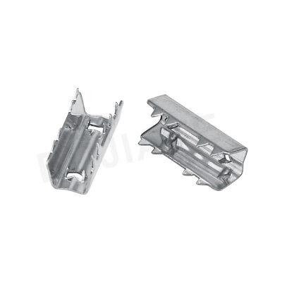 10Pcs GT2-6mm Timing Belt Fixing Mount Clamp Clip For Openbuilds 3D Printer 2