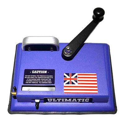 ULTIMATIC Cigarette Maker Rolling Tobacco Injector, Our Premier Machine 3