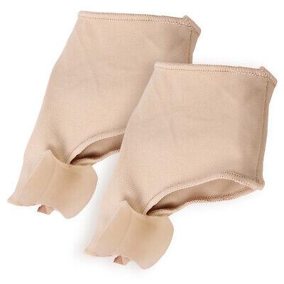 2x Toe Bunion Splint Straightener Corrector Hallux Valgus Gout Pain Foot Brace 9