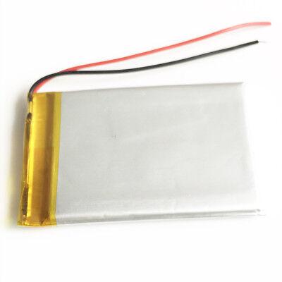 3.7V 800mAh lipo Polymer rechargeable Battery 403450 For Mp3 GPS Speaker DVD GPS 4