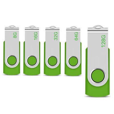 USB Flash Memory Drive 2.0 High Speed Stick Pen Thumb 8GB 16GB 32GB 64GB 128GB 10