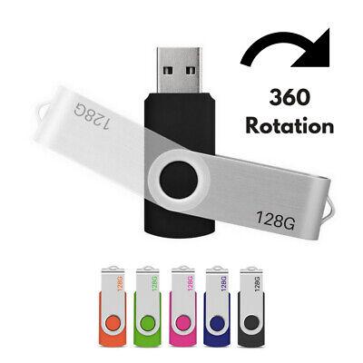 USB Flash Memory Drive 2.0 High Speed Stick Pen Thumb 8GB 16GB 32GB 64GB 128GB 2
