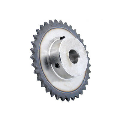 "#25 Chain Drive Sprocket 1//4/"" 9Tooth Bore 5//6//8mm Pitch 6.35mm For #25 04C Chain"
