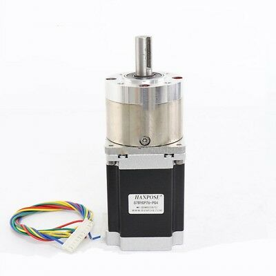 Nema 23 Stepper Motor 57mm Planetary Gear Motor 12mm Shaft 1:3.6 - 1:807 Ratio 5
