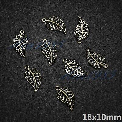 Wholesale Tibetan Silver Metal Charms Pendants Loose Spacer Beads Jewelry Making 9