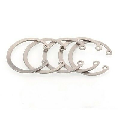 A2 304 Stainless Steel Ф14mm Internal Retaining Ring Circlip Snap Ring 5