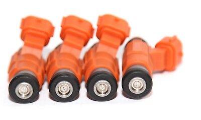 Fuel Injector for 99-03 Chevy Tracker//99-03 Suzuki Vitara//97-00 Mirage I4 1set 4