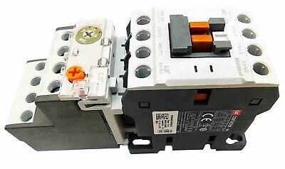 Motor Starter 5HP @ 208-230V 12-18 Amp Overload 230 Volt Coil Nema Rated LSis