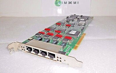 ADAPTEC ANA-6944B//TX 1747206-02 4-PORT 10//100BASE-TX FAST ENET LAN PCI NIC