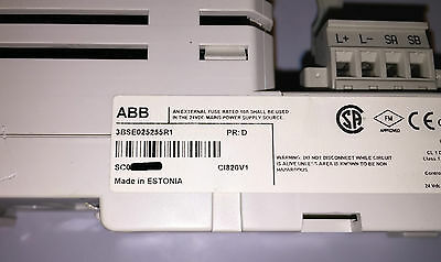 ABB Advant 800xA CI820V1 Redundant FCI 5