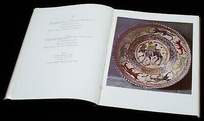 BOOK Islamic Art from World Collections 1956 ceramics textiles painting French 5