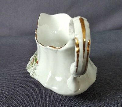 Antique Homer Laughlin China AN AMERICAN BEAUTY - Graveyboat - Holly Berries 7