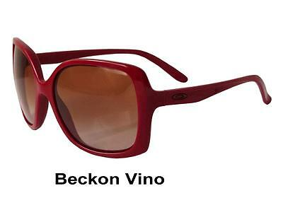 3b323a05a54 ... Oakley Beckon Ladies Sunglasses Choice Of Colours Big Bold Protection  New 2