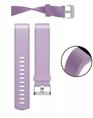 Soft Silicone Replacement Spare Wristband For Fitbit Charge 2 Strap 3