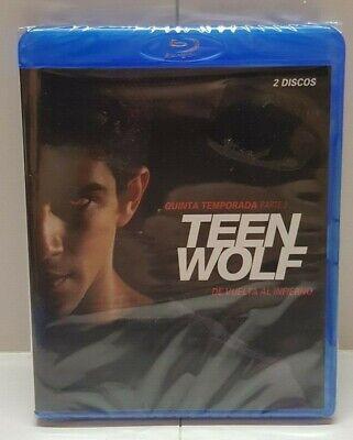 Pelicula Bluray Serie Tv Teen Wolf Temporada5 Parte1+2 Precintadas 6