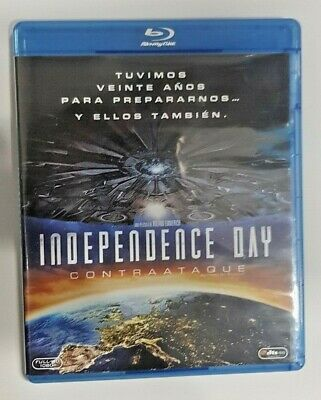 Pelicula Bluray Independence Day Contraataque 2