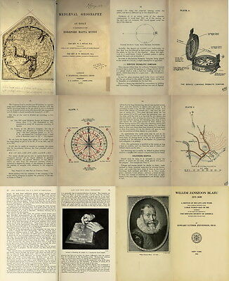 140 Rare Old Books On Cartography, Maps, Map Making, Ancient Maps & Atlas On Dvd 8