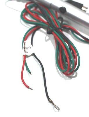 Antena telescópica auto antena motor antena eléctrica audi 80 90 100 a4 a6//a2