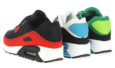 Damen Herren Sneaker Sportschuhe Turnschuhe Laufschuhe Freizeitschuhe 82623B 3