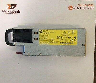 684532-B21 HP 1500W Common Slot Plus Power Supply 684529-001 704604-001