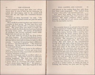 1919 Charles Morgan THE GUNROOM, Novel Based on his ROYAL NAVY Service 1907-1913 11