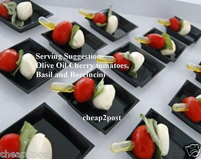 Pipette 1ml x 25pcs Entrees,Cupcakes,Horsd'oeuvres,Guests,Entertain,Strawberries