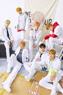 NCT Dream-[We Go up]2nd Mini Album CD+Poster+Booklet+PhotoCard+Sticker+Gift Kpop 5
