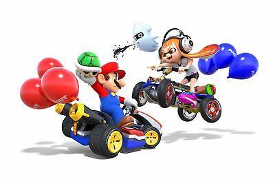 Mario Kart 8 Deluxe - Nintendo Switch Brand New Factory Sealed 10