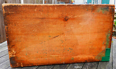 Antique wooden writing slope (No Key) 4