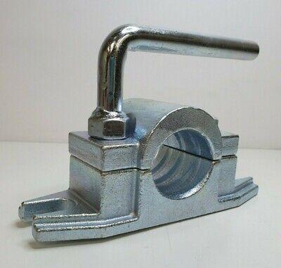 Jockey Wheel Steel Clamp 48Mm Serrated Ribbed Trailer Prop Stand Maypole Mp97455 9