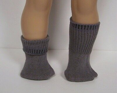 Debs 12 Pairs Colors Sport Anklet Bobby Socks Doll Clothes For American Girl
